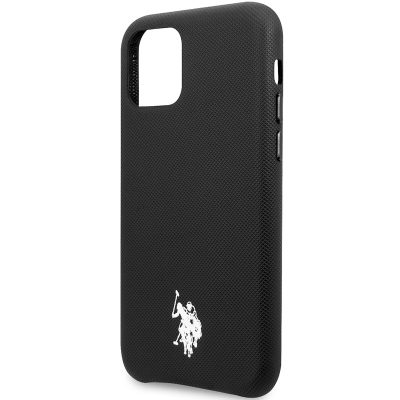 U.S. Polo Wrapped Polo Black Coque iPhone 11