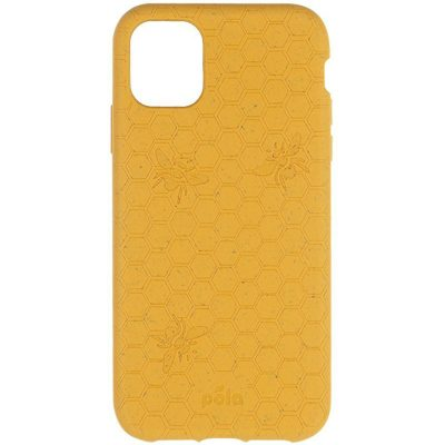 Pela Eco-Friendly Compostable Honey Coque iPhone 11