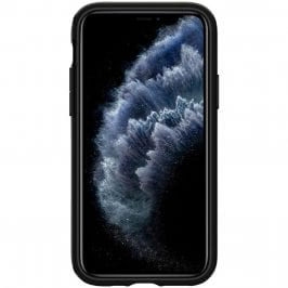 Spigen Neo Hybrid Jet Black Coque iPhone 11 Pro