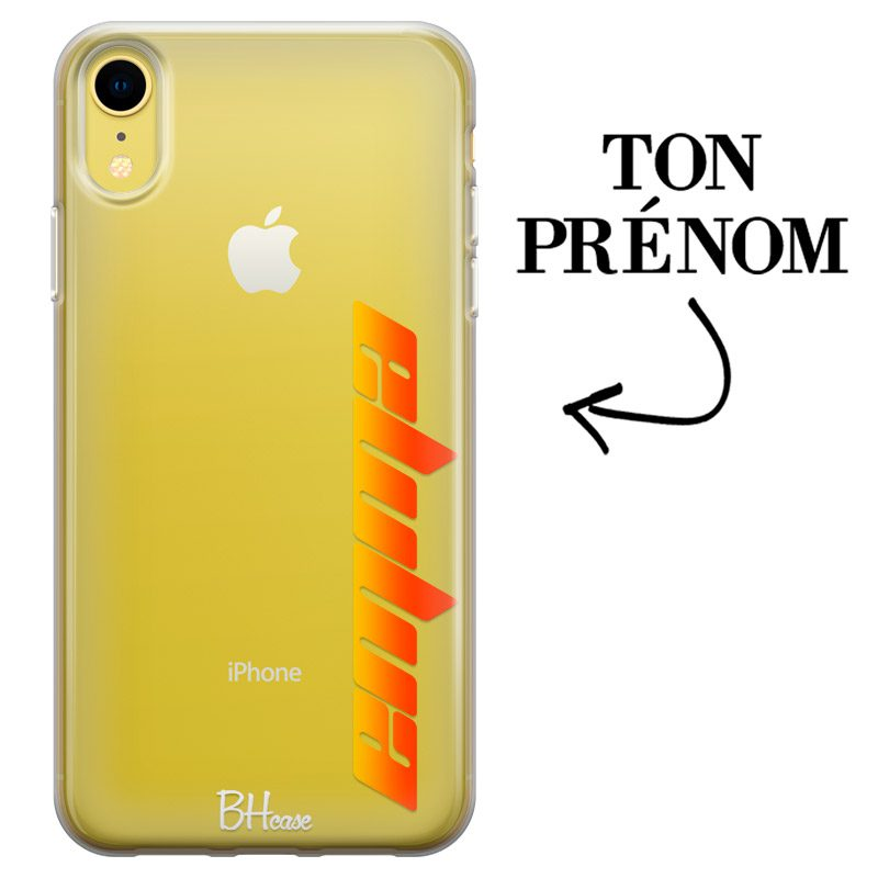 Calabasas Coque iPhone XR