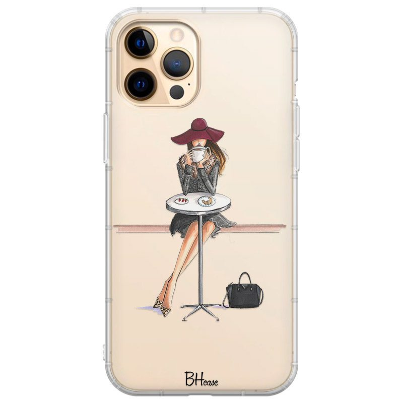 Coffee Girl Coque iPhone 12 Pro Max