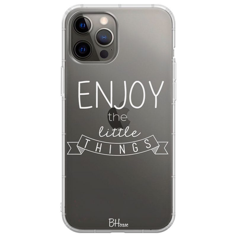 Enjoy Little Things Coque iPhone 12 Pro Max