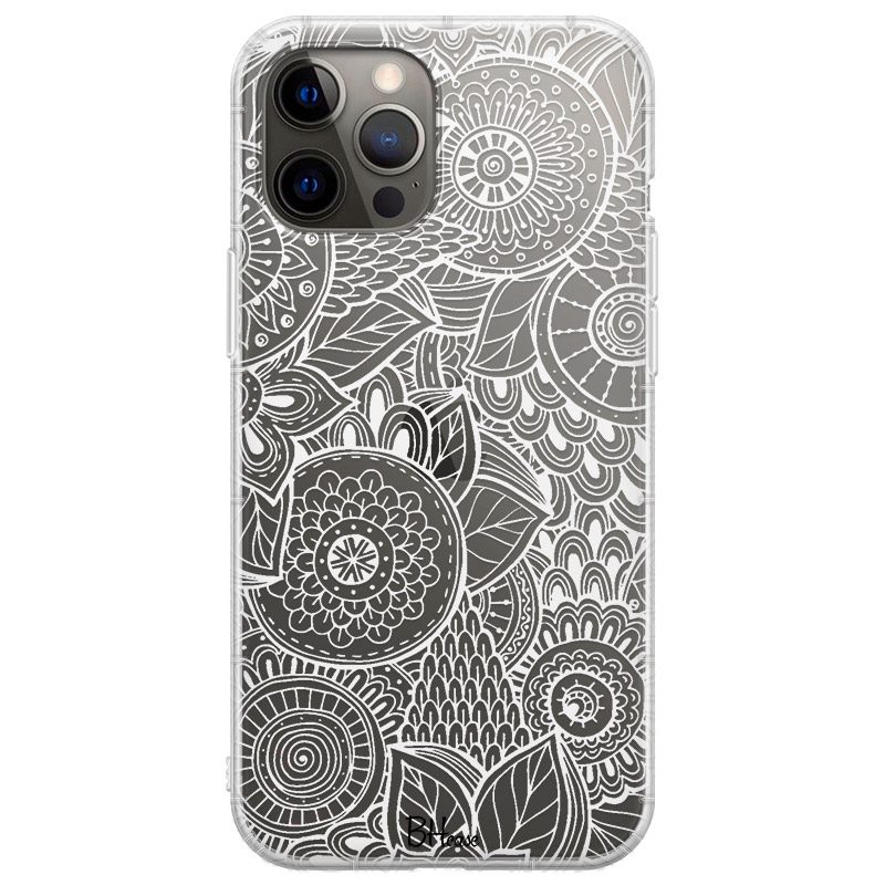 Flower Pattern Coque iPhone 12 Pro Max