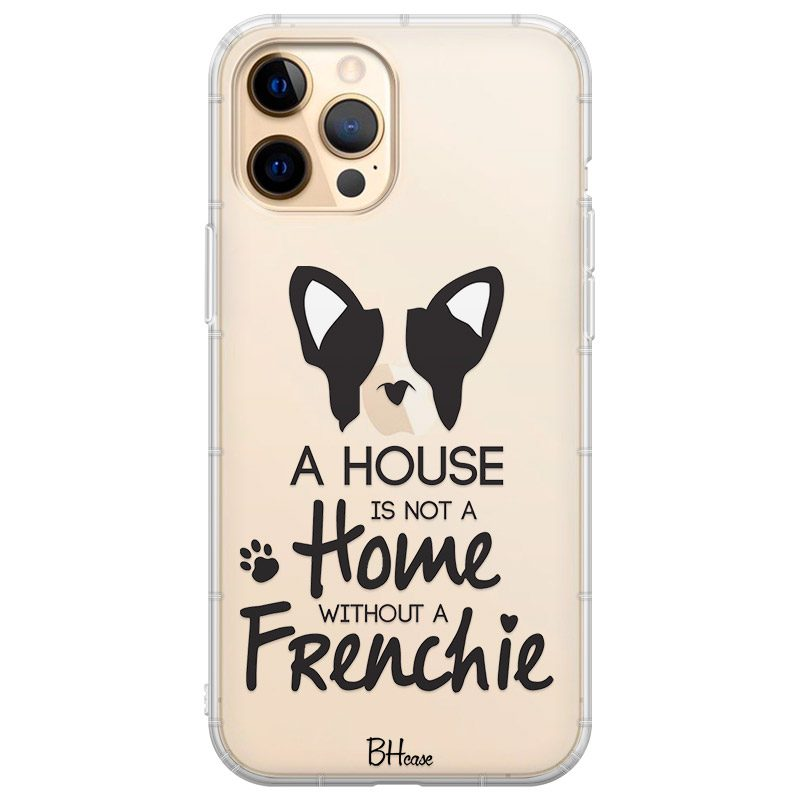 Frenchie Home Coque iPhone 12 Pro Max