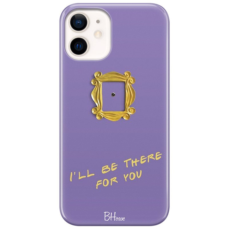 Friends Ill Be There For You Coque iPhone 12/12 Pro