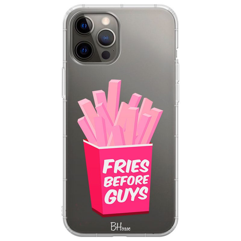 Fries Before Guys Coque iPhone 12 Pro Max