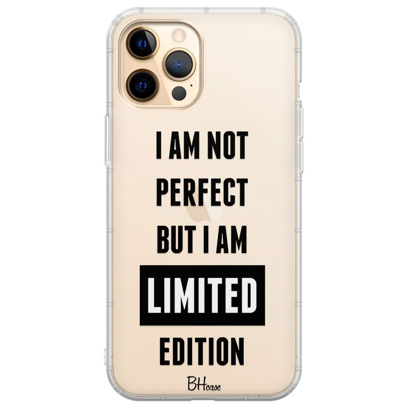 I Am Limited Edition Coque iPhone 12 Pro Max