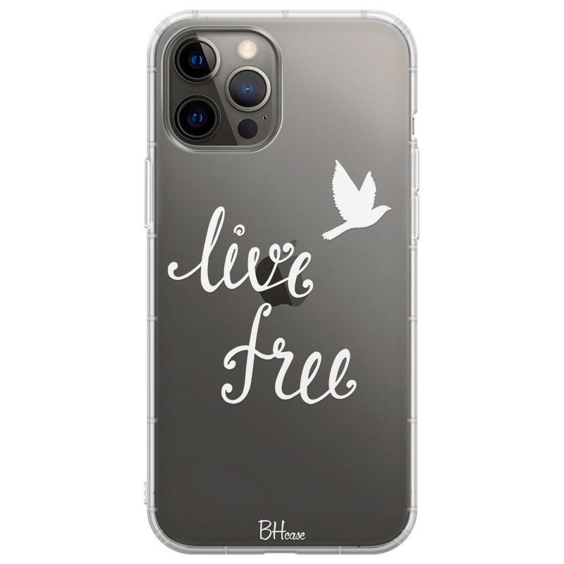 Live Free Coque iPhone 12 Pro Max