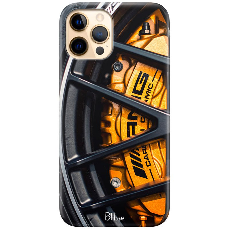 Mercedes Wheel Coque iPhone 12 Pro Max