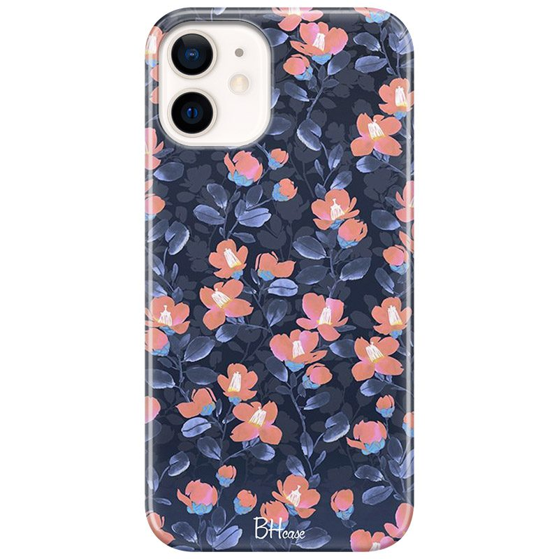 Midnight Floral Coque iPhone 12/12 Pro