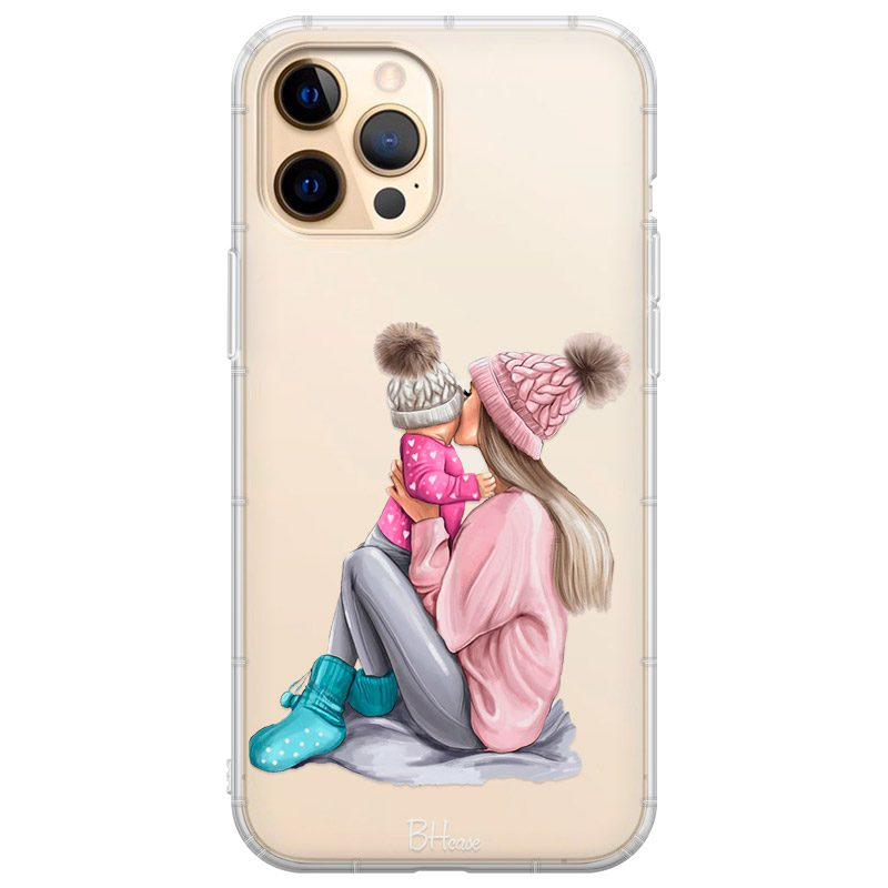 Mother's Kiss Coque iPhone 12 Pro Max