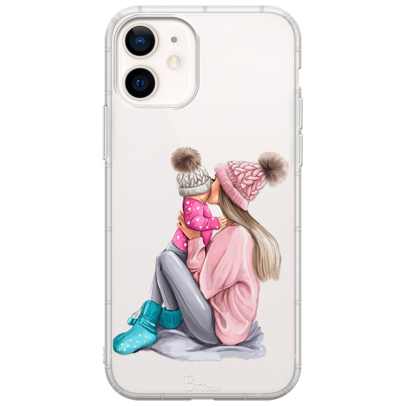 Mother's Kiss Coque iPhone 12 Mini