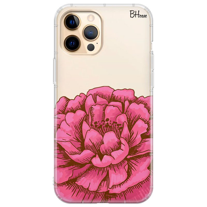 Peony Pink Coque iPhone 12 Pro Max