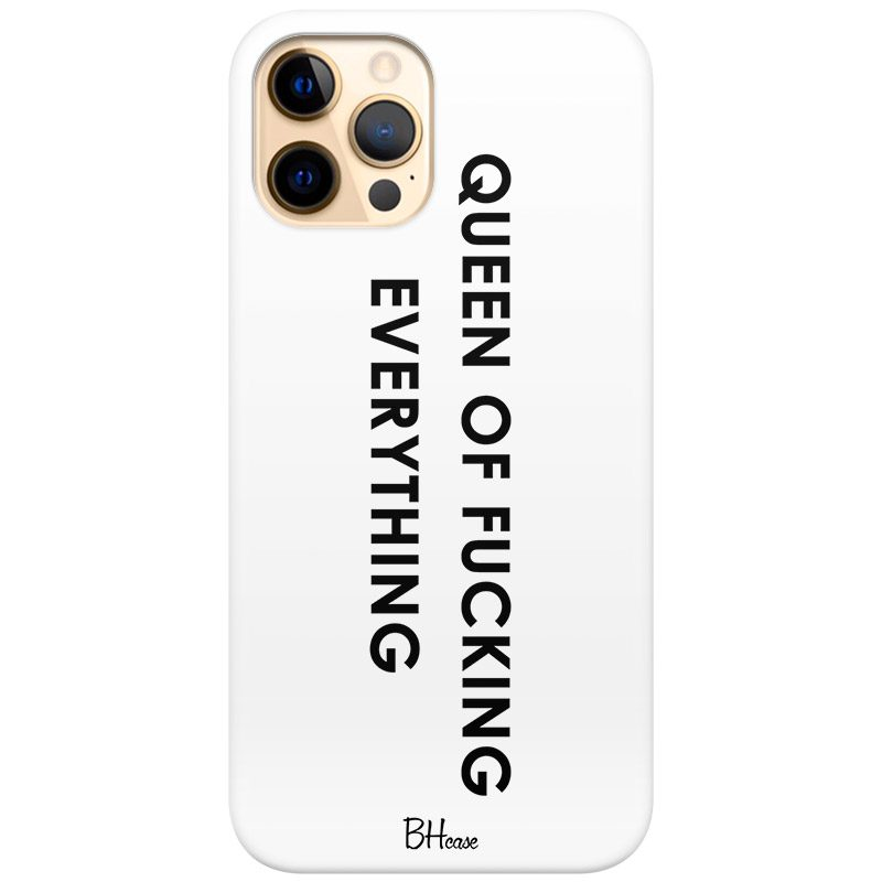 Queen Of Everything Coque iPhone 12 Pro Max