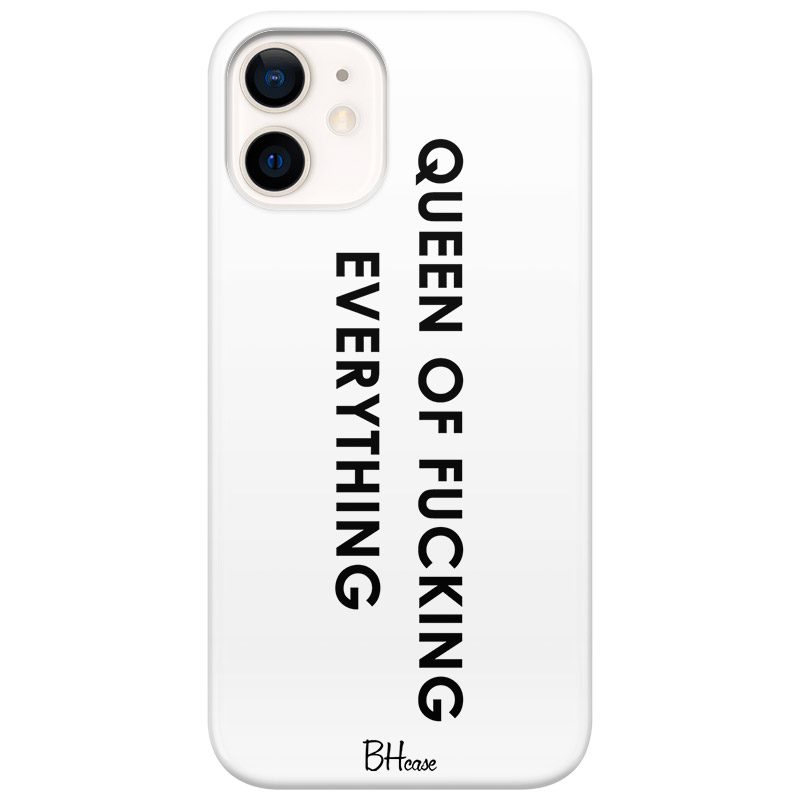 Queen Of Everything Coque iPhone 12 Mini
