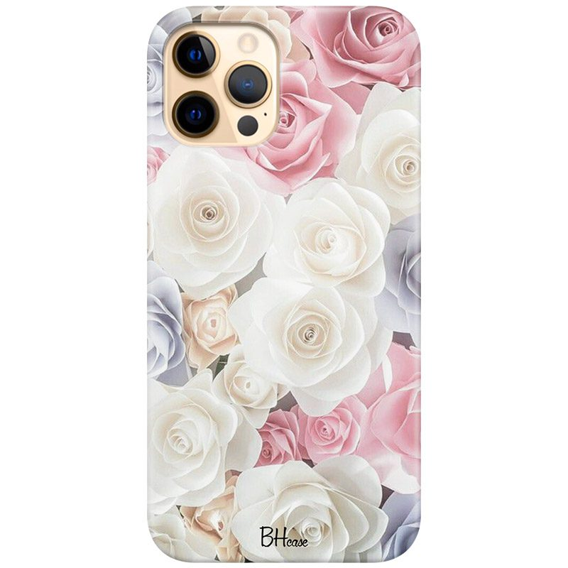 Roses Old Coque iPhone 12 Pro Max