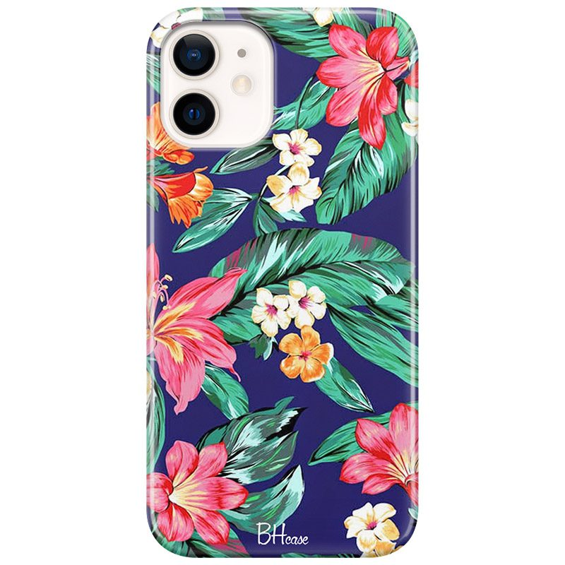 Roshe Flowers Coque iPhone 12 Mini