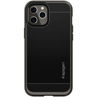Spigen Neo Hybrid Gunmetal Coque iPhone 12/12 Pro