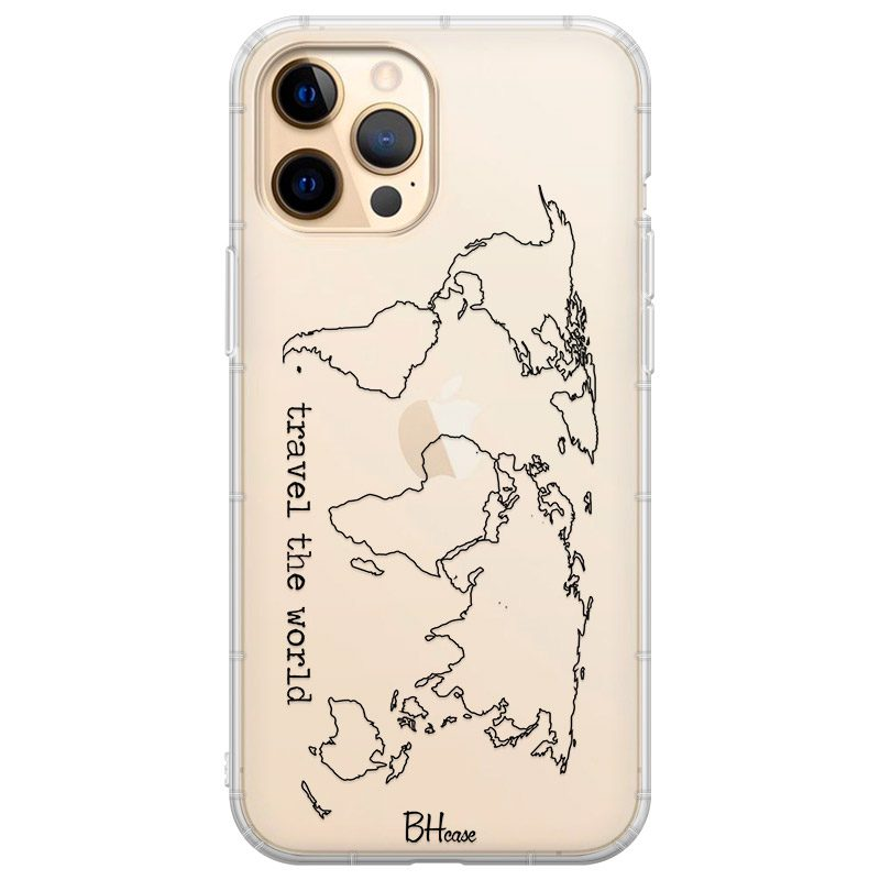 Travel The World Coque iPhone 12 Pro Max