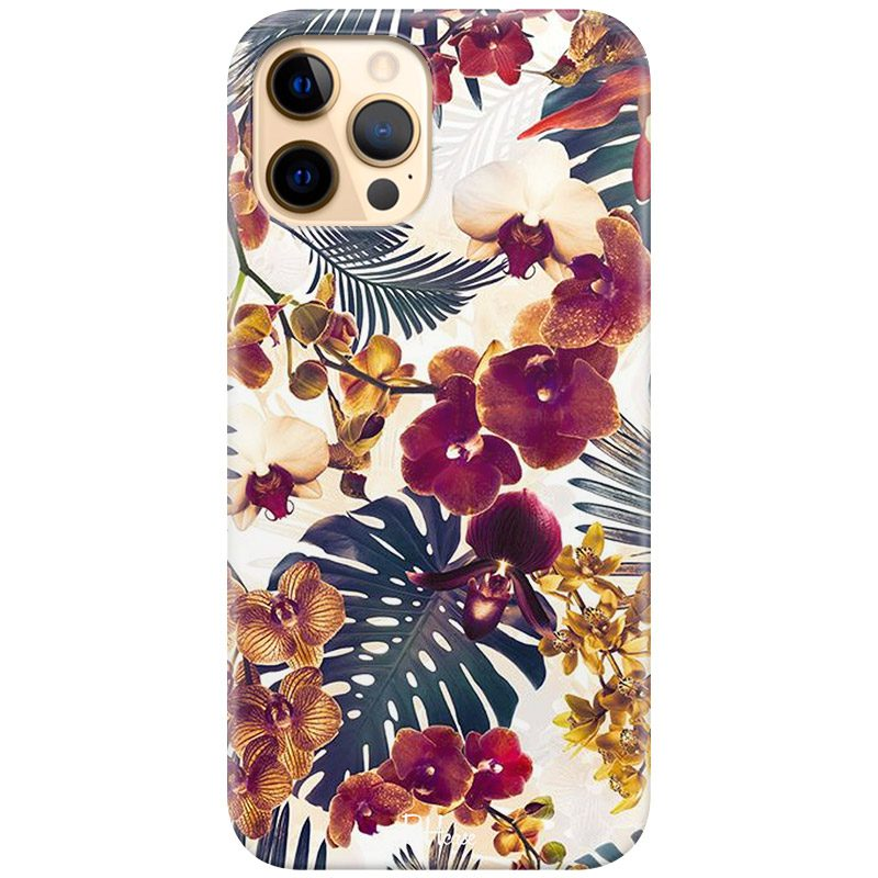 Tropical Floral Coque iPhone 12 Pro Max