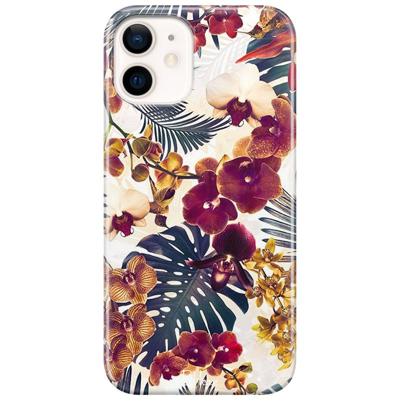 Tropical Floral Coque iPhone 12 Mini