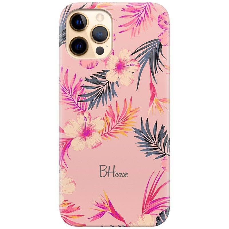 Tropical Pink Coque iPhone 12 Pro Max