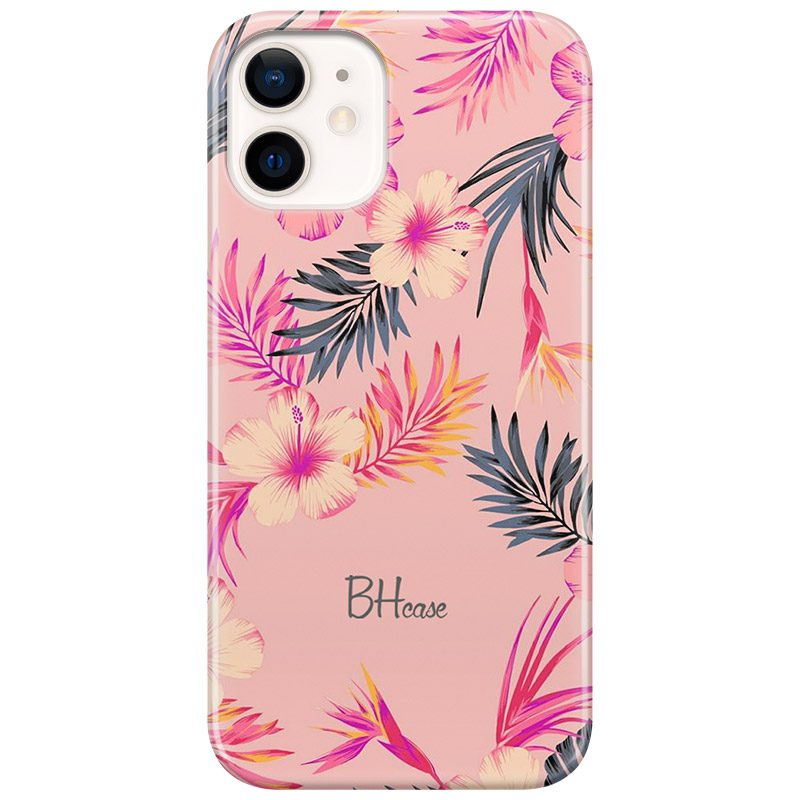 Tropical Pink Coque iPhone 12/12 Pro