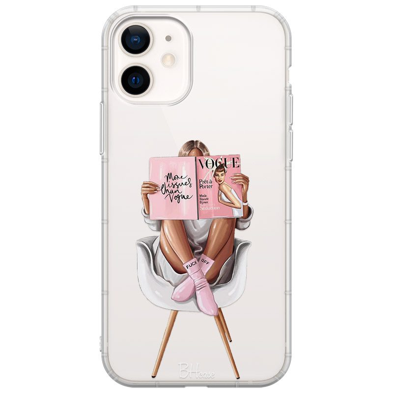 Vogue And Chill Coque iPhone 12 Mini