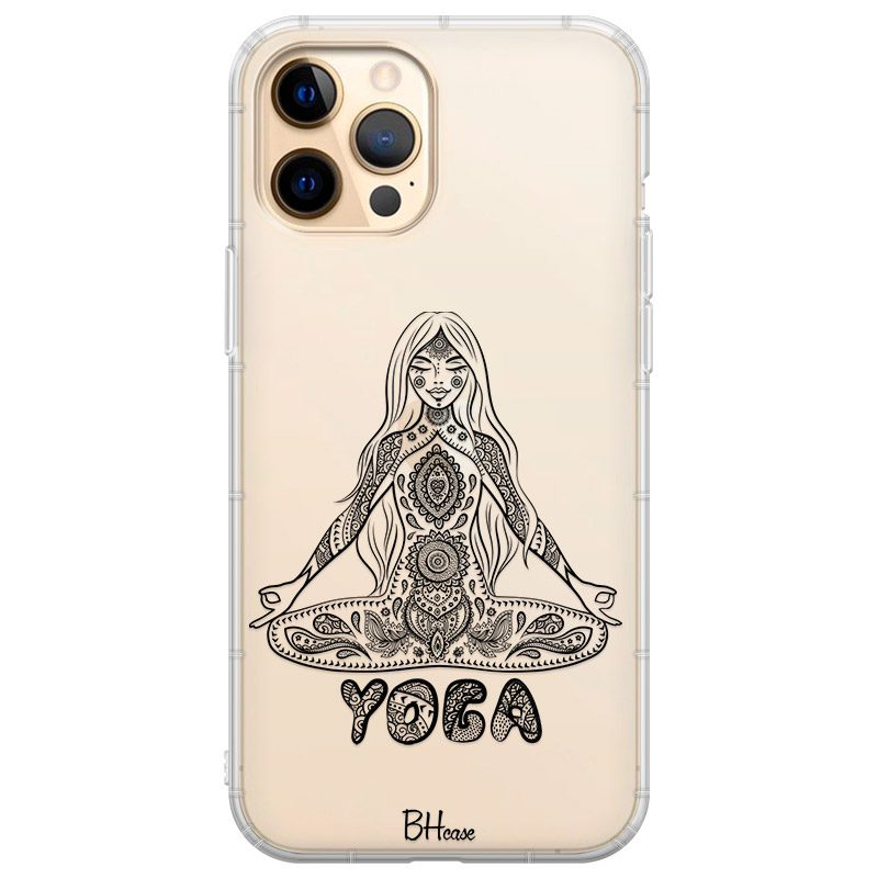 Yoga Meditation Coque iPhone 12 Pro Max