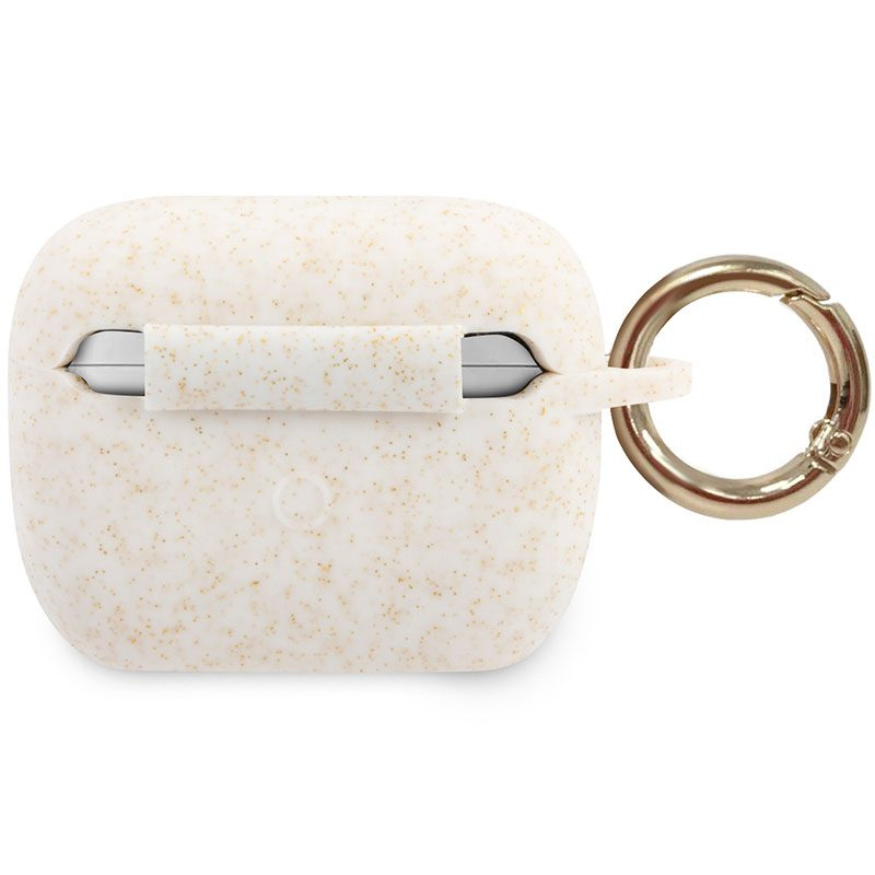 Guess AirPods Pro Silicone Case White