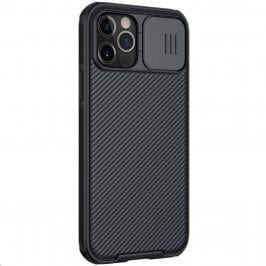 Nillkin CamShield Black Coque iPhone 12/12 Pro