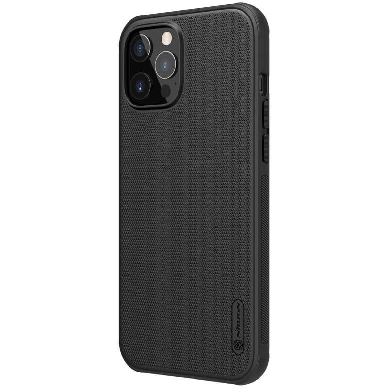 Nillkin Super Frosted Black Coque iPhone 12/12 Pro