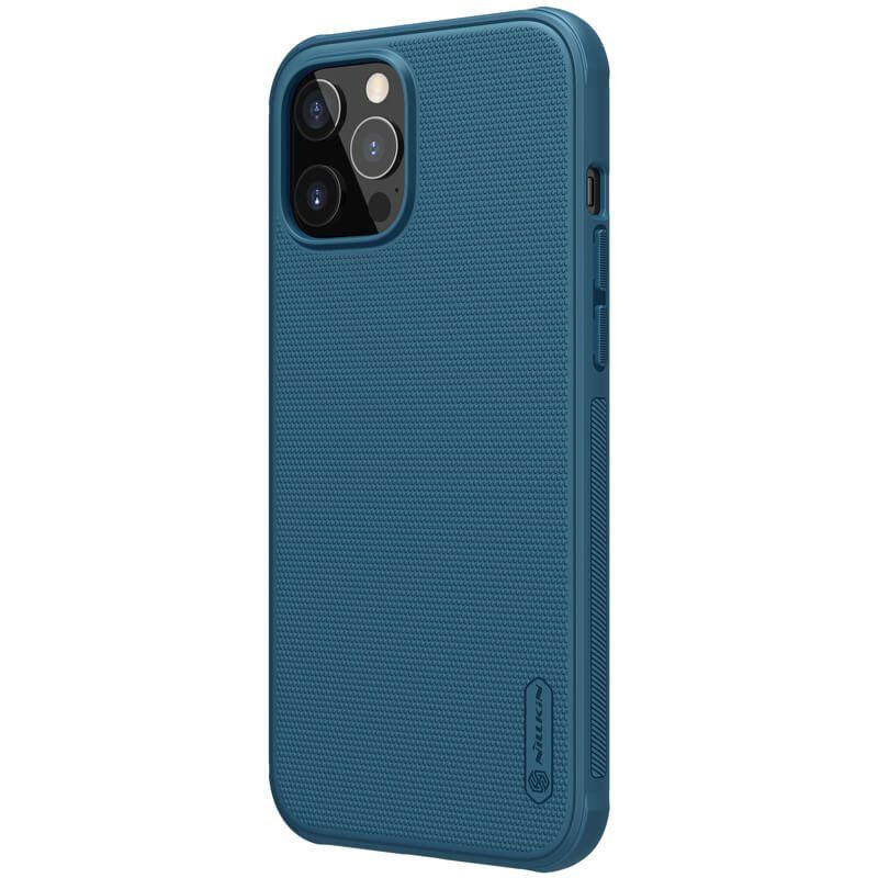Nillkin Super Frosted Blue Coque iPhone 12/12 Pro