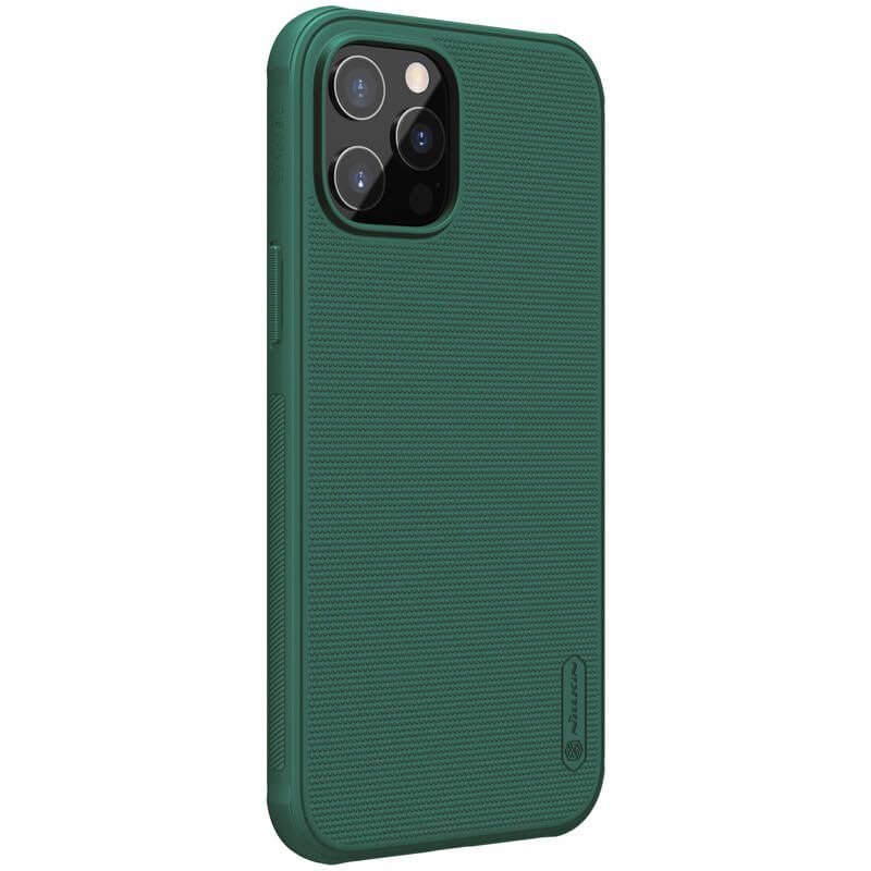 Nillkin Super Frosted Deep Green Coque iPhone 12/12 Pro