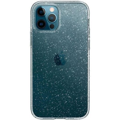 Spigen Liquid Crystal Glitter Crystal Quartz Coque iPhone 12/12 Pro