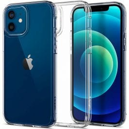 Spigen Ultra Hybrid Crystal Clear Coque iPhone 12/12 Pro