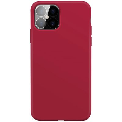 Xqisit Silicone Anti Bac Red Coque iPhone 12/12 Pro