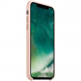 Xqisit Silicone Nude Coque iPhone 11