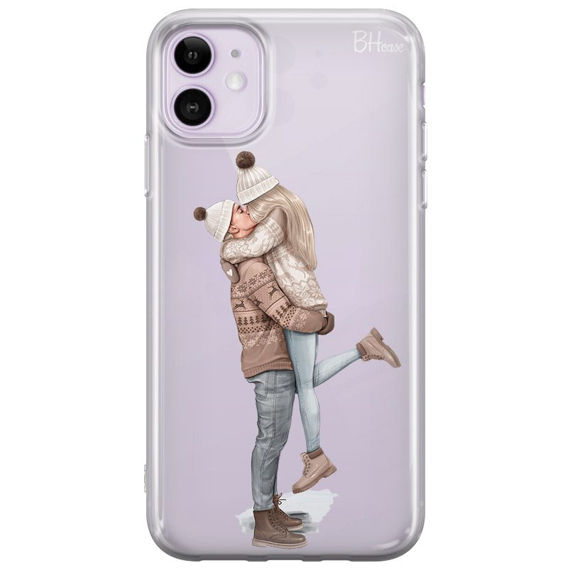 All I Want For Christmas Blonde Coque iPhone 11