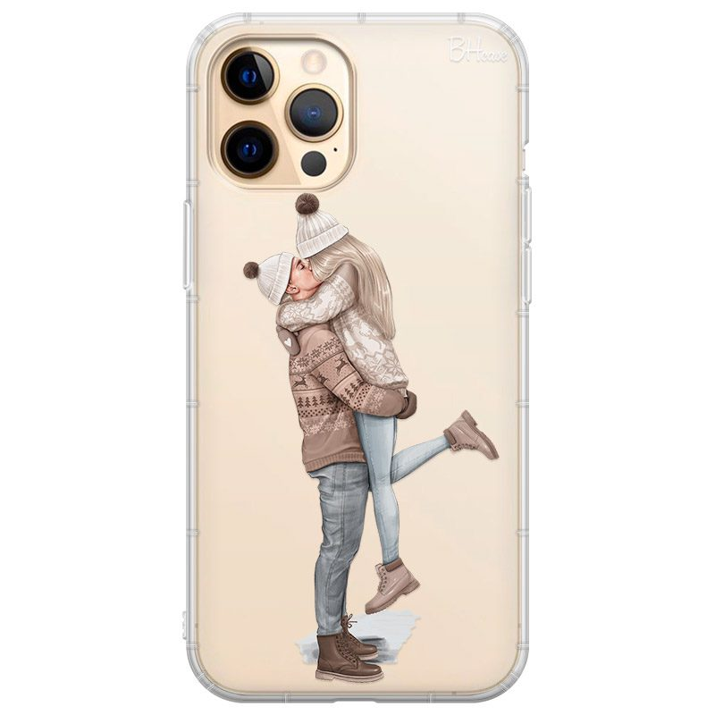 All I Want For Christmas Blonde Coque iPhone 12 Pro Max