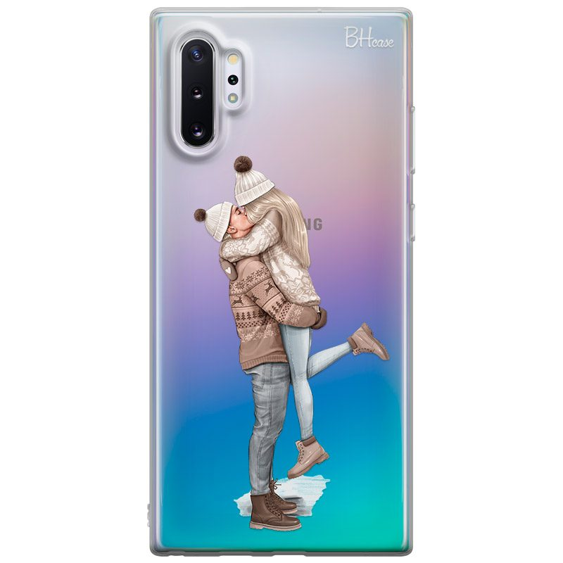All I Want For Christmas Blonde Coque Samsung Note 10 Plus