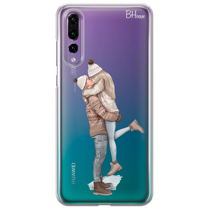 All I Want For Christmas Blonde Coque Huawei P20 Pro