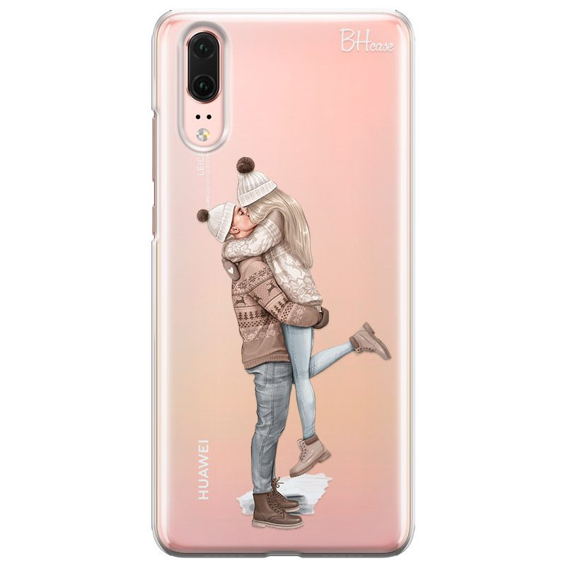 All I Want For Christmas Blonde Coque Huawei P20