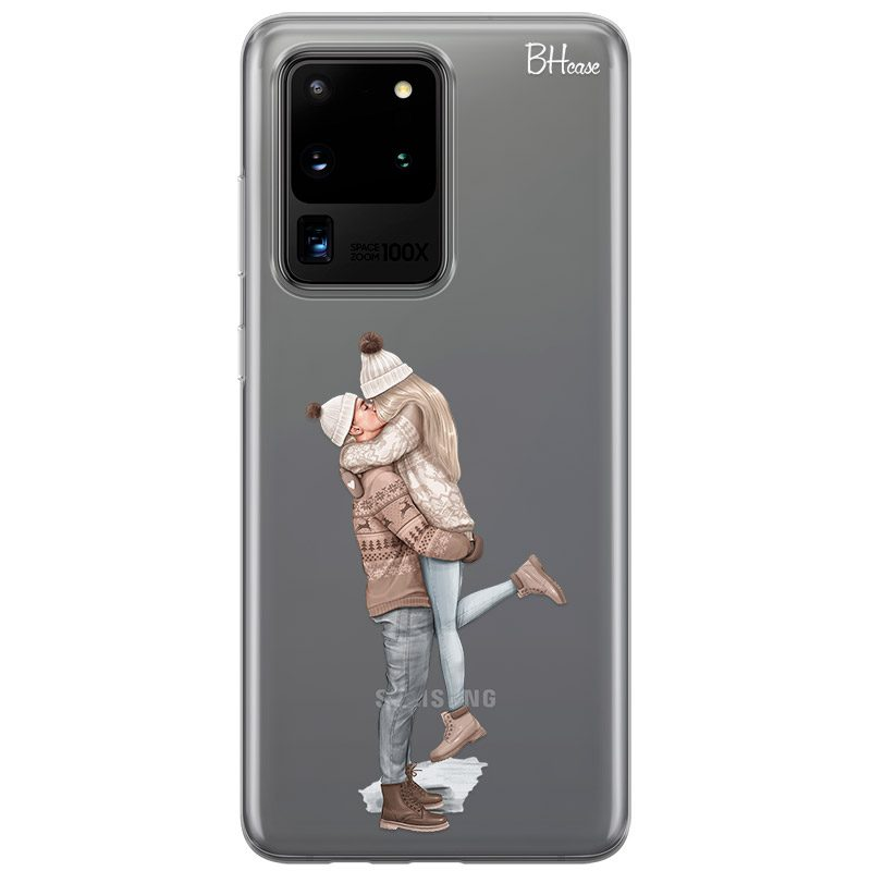 All I Want For Christmas Blonde Coque Samsung S20 Ultra