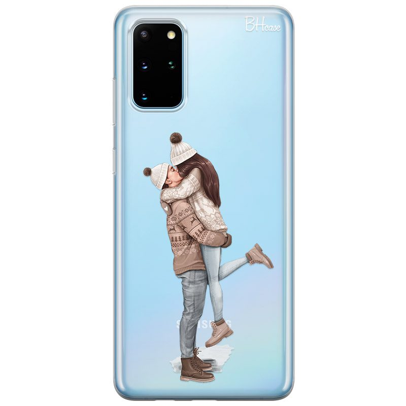 All I Want For Christmas Brown Hair Coque Samsung S20 Plus