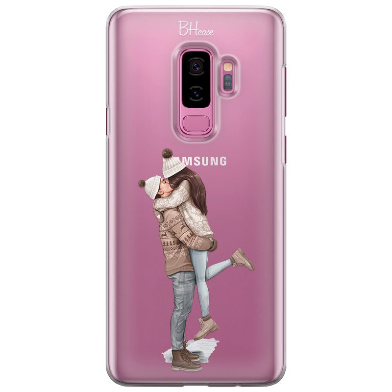 All I Want For Christmas Brown Hair Coque Samsung S9 Plus