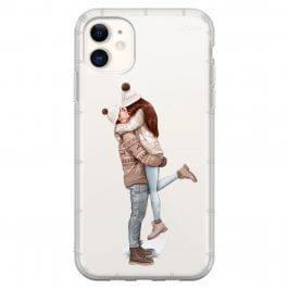 All I Want For Christmas Redhead Coque iPhone 11
