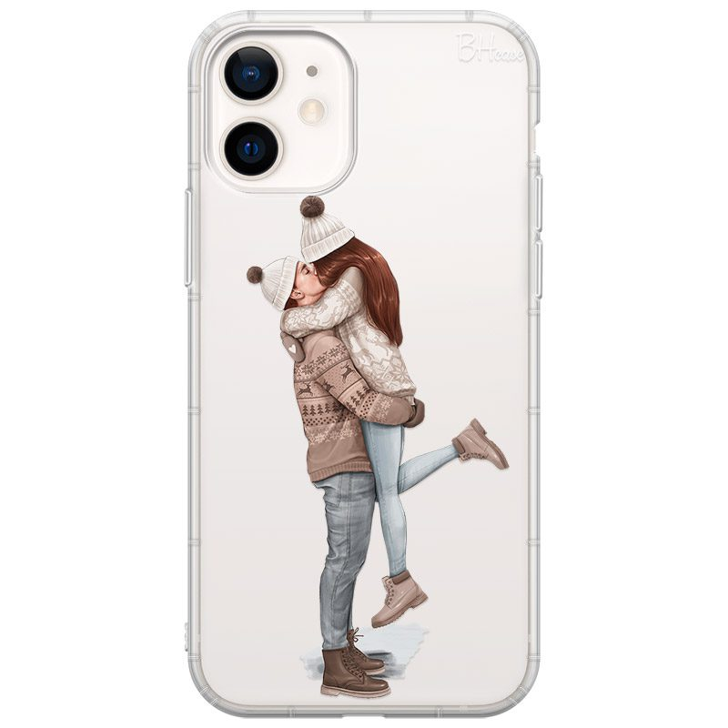 All I Want For Christmas Redhead Coque iPhone 12 Mini