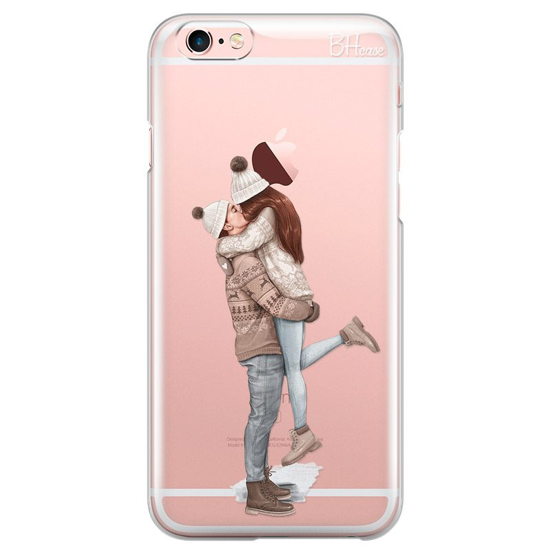 All I Want For Christmas Redhead Coque iPhone 6 Plus/6S Plus