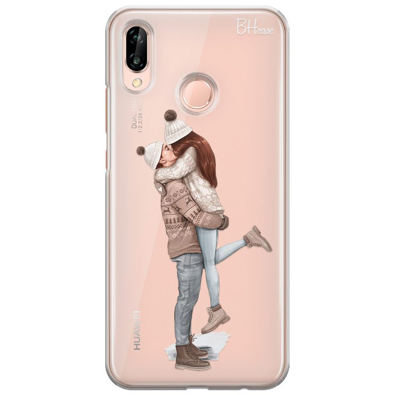 All I Want For Christmas Redhead Coque Huawei P20 Lite